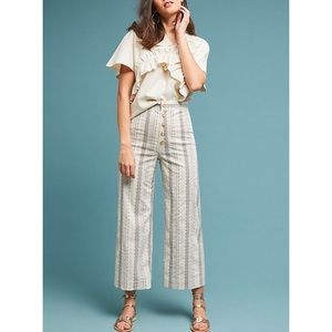 The Odell's for Anthropologie Wide Leg Pants
